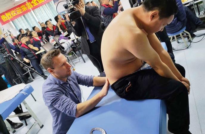 лечение дцп в китае